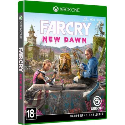 Игра для Xbox One Far Cry: New Dawn (русская версия)