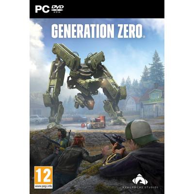 Игра для PC  Generation Zero (русские субтитры)