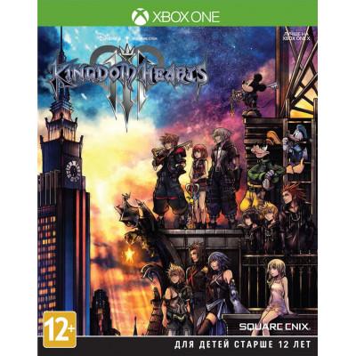 Игра для Xbox One Kingdom Hearts III (английская версия)