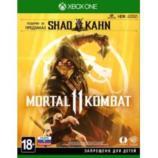 Mortal Kombat 11 [Xbox One, русские субтитры]