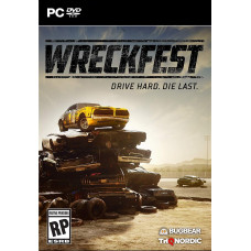 Wreckfest [PC, русские субтитры]