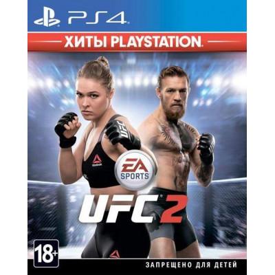 Игра для PlayStation 4 UFC 2 (Хиты PlayStation) (английская версия)