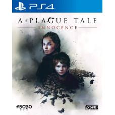 A Plague Tale: Innocence [PS4, русские субтитры]