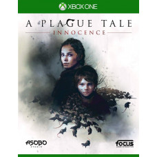 A Plague Tale: Innocence [Xbox One, русские субтитры]