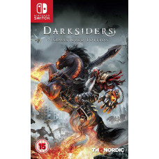 Darksiders Warmastered Edition [NS, русская версия]