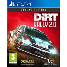 Dirt Rally 2.0. Издание Deluxe [PS4, английская версия]