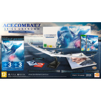 Ace Combat 7: Skies Unknown. Collector's Edition (поддержка PS VR) [PS4, русские субтитры]