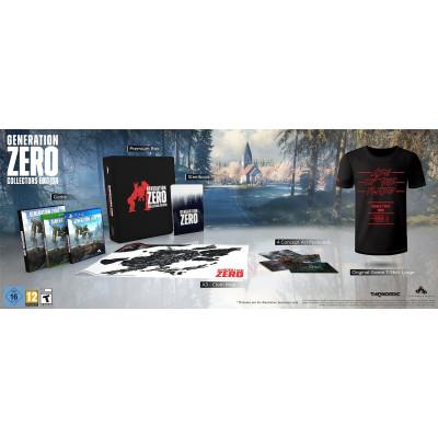 Игра для PC  Generation Zero. Collector's Edition (русские субтитры)