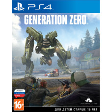 Generation Zero [PS4, русские субтитры]