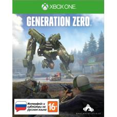 Generation Zero [Xbox One, русские субтитры]