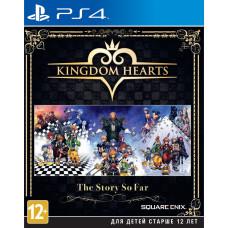 Kingdom Hearts. The Story So Far [PS4, английская версия]
