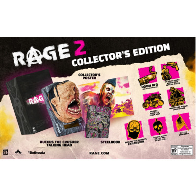 RAGE 2. Collector's Edition [Xbox One, русская версия]