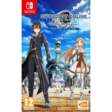 Sword Art Online: Hollow Realization [NS, английская версия]