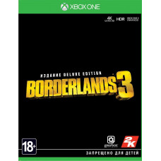 Borderlands 3. Deluxe Edition [Xbox One, русские субтитры]