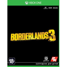 Borderlands 3 [Xbox One, русские субтитры]
