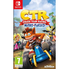 Crash Team Racing Nitro-Fueled [NS, английская версия]