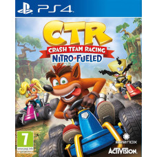 Crash Team Racing Nitro-Fueled [PS4, английская версия]