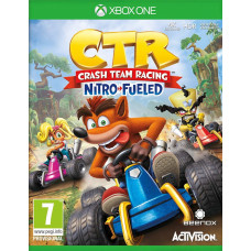 Crash Team Racing Nitro-Fueled [Xbox One, английская версия]