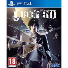 Judgement [PS4, английская версия]
