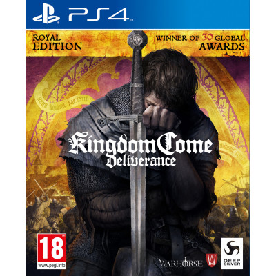 Kingdom Come: Deliverance. Royal Edition [PS4, русские субтитры]