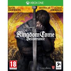 Kingdom Come: Deliverance. Royal Edition [Xbox One, русские субтитры]