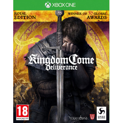 Kingdom Come: Deliverance. Royal Edition [Xbox One, русские субтитры]
