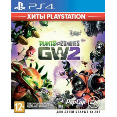 Plants vs Zombies Garden Warfare 2 (Хиты PlayStation) [PS4, английская версия]