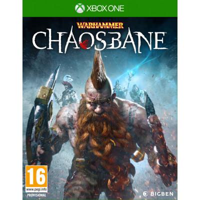 Warhammer: Chaosbane [Xbox One, русские субтитры]