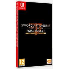 Sword Art Online: Fatal Bullet. Complete Edition [NS, английская версия]