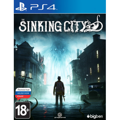 The Sinking City [PS4, русская версия]