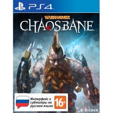 Warhammer: Chaosbane [PS4, русские субтитры]