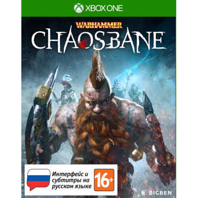 Игра для Xbox One Warhammer: Chaosbane (русские субтитры)