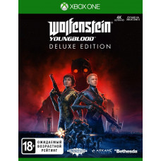 Wolfenstein: Youngblood. Deluxe Edition [Xbox One, русская версия]