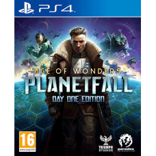 Age of Wonders: Planetfall [PS4, русские субтитры]