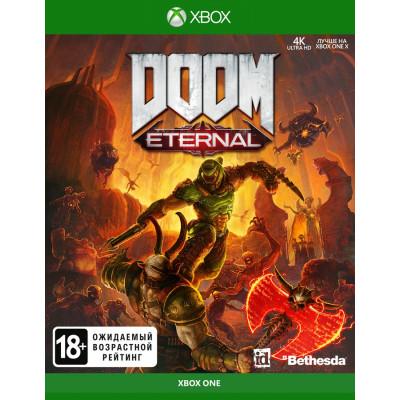 Игра для Xbox One DOOM Eternal (русская версия)