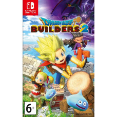 Dragon Quest Builders 2 [NS, английская версия]