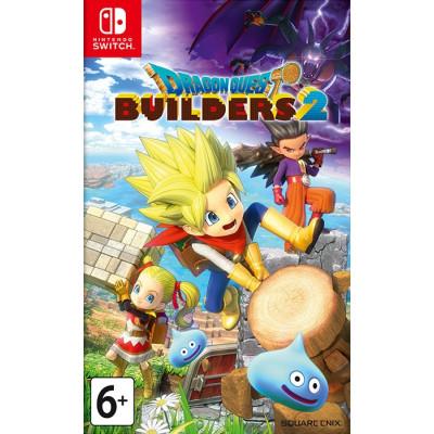 Игра для Nintendo Switch Dragon Quest Builders 2 (английская версия)