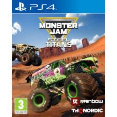 Monster Jam Steel Titans [PS4, русские субтитры]