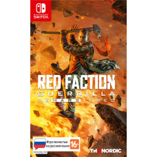 Red Faction Guerilla. Re-Mars-tered [NS, русская версия]