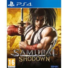Samurai Shodown [PS4, русская документация]