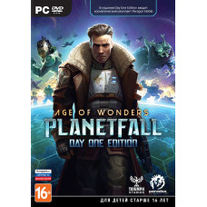 Age of Wonders: Planetfall. Day One Edition [PC, русские субтитры]