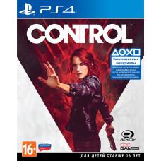 Control [PS4, русские субтитры]
