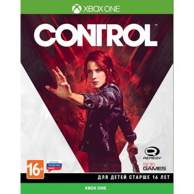 Игра для Xbox One Control (русские субтитры)