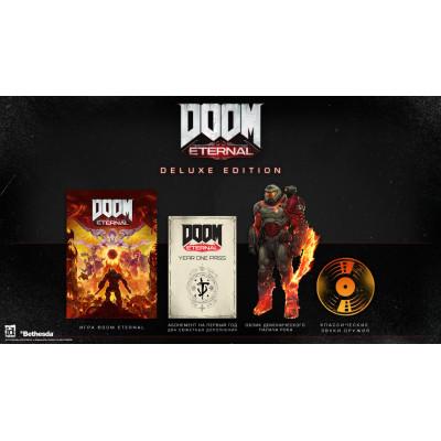 Игра для PlayStation 4 DOOM Eternal. Deluxe Edition (русская версия)