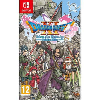 Игра для Nintendo Switch DRAGON QUEST XI S: Echoes of an Elusive Age. Definitive Edition (английская версия)