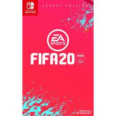 FIFA 20. Legacy Edition [NS, русская версия]