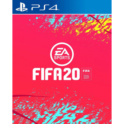 Игра для PlayStation 4 FIFA 20 (русская версия)