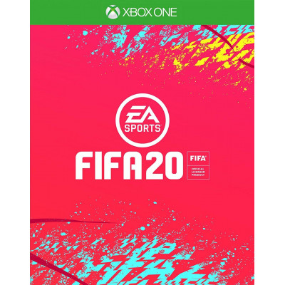Игра для Xbox One FIFA 20