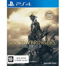 Final Fantasy XIV: Shadowbringers [PS4, английская версия]