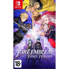 Fire Emblem: Three Houses [NS, английская версия]